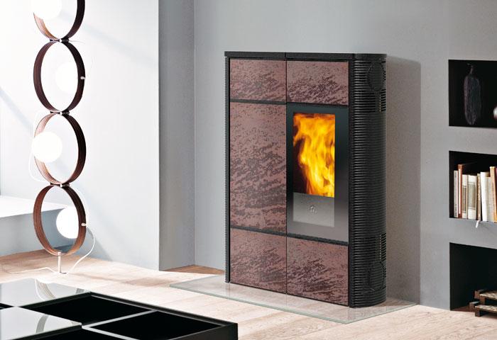 Estufas de pellet edilkamin artesanos del fuego for Catalogo edilkamin