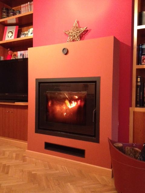 Le A Hogares Calefactores Hergom Artesanos Del Fuego