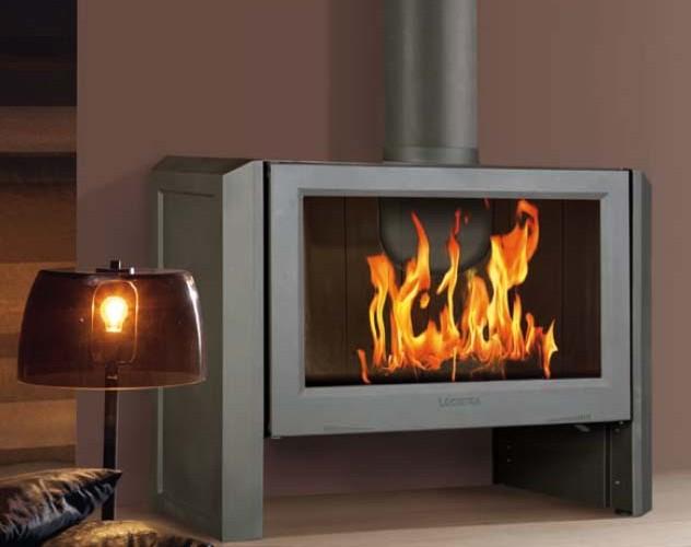 Estufas de le a madrid artesanos del fuego - Estufas calefactoras de lena ...