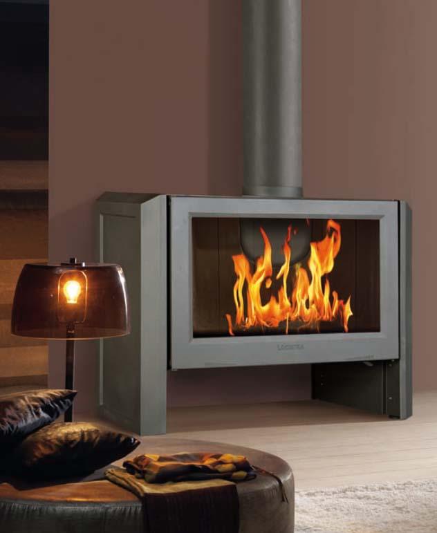 Le a estufas lacunza artesanos del fuego for Estufas de lena quento