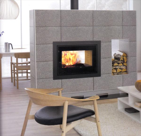 Le a chimeneas de dise o artesanos del fuego - Fuego para chimeneas decorativas ...